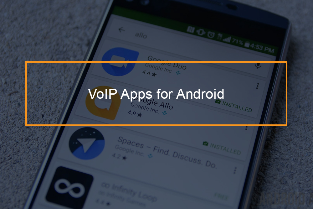What Is The Best Free Voip App For Android Flashmob Computing
