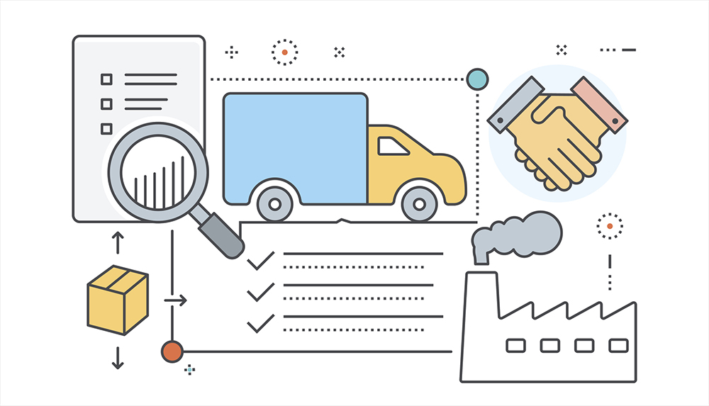 The different types of supply chain strategy